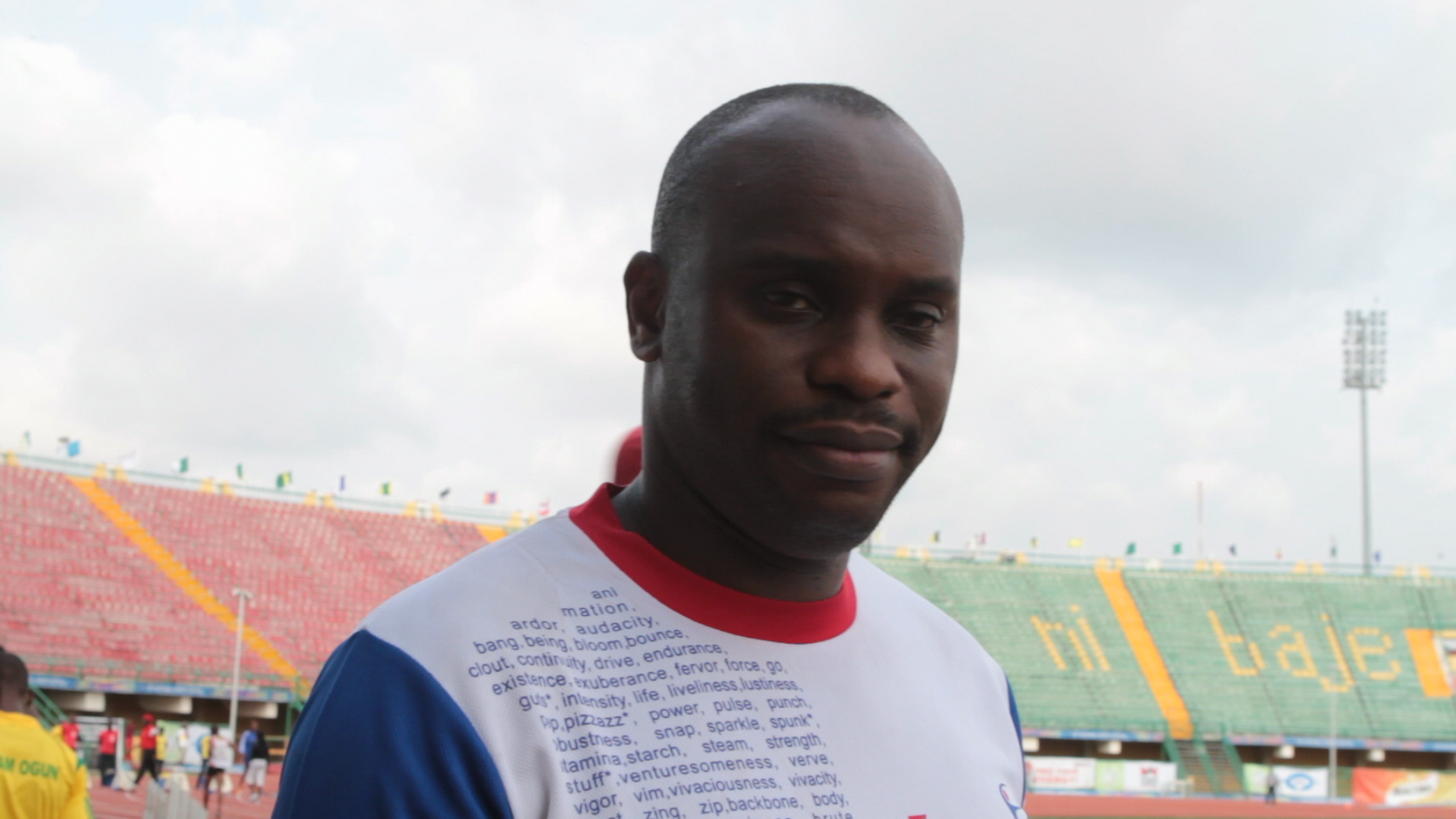 Enefiok Udo-Obong was part of the technical committee that helped to run the last National Sports Festival in 2012.