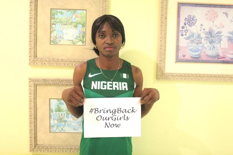Bukola Abogunloko, Nigerian 4x400m World Relay Bronzed Medallist, 2014