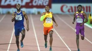LaShawn Merritt & Isaac Makwala