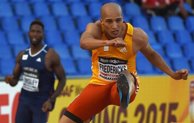 Fredericks capped an outstanding season with a win at the Continental Cup. (Photo Credit: http://www.timeslive.co.za)
