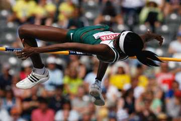 Doreen at the 2008 Olympics in Beijing. (Photo Credit: Getty Images).