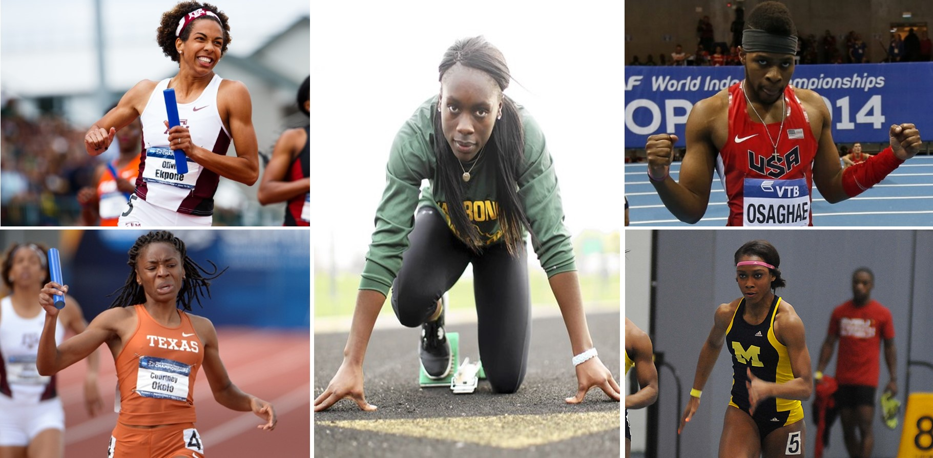 Five Athletes who can still rep Naija