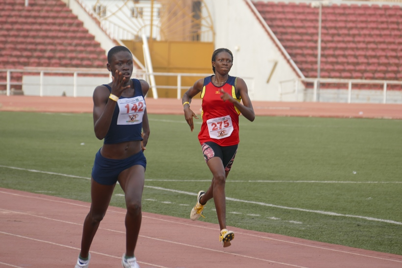 Glory Yenke who competed in multiple events, was one of the standout athletes in Enugu.