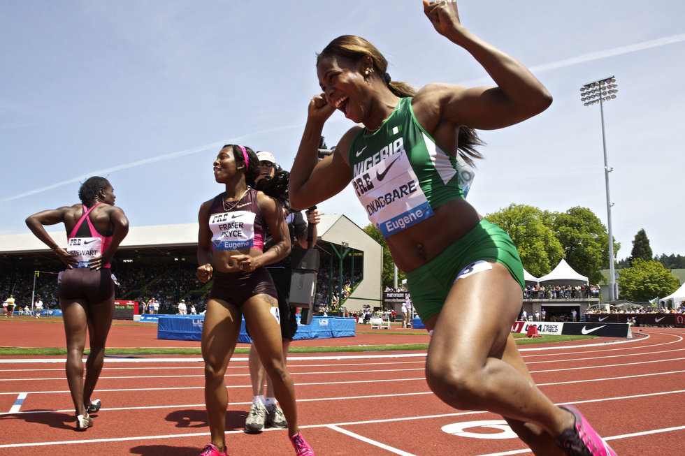 Prefontaine Classic 2013