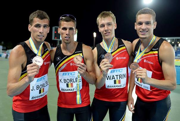 Top 5 Siblings who are Track and Field athletes