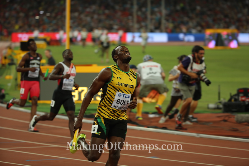 16fc297ba7e Usain Bolt storms to SB of 9.88s at Racers Grand Prix!
