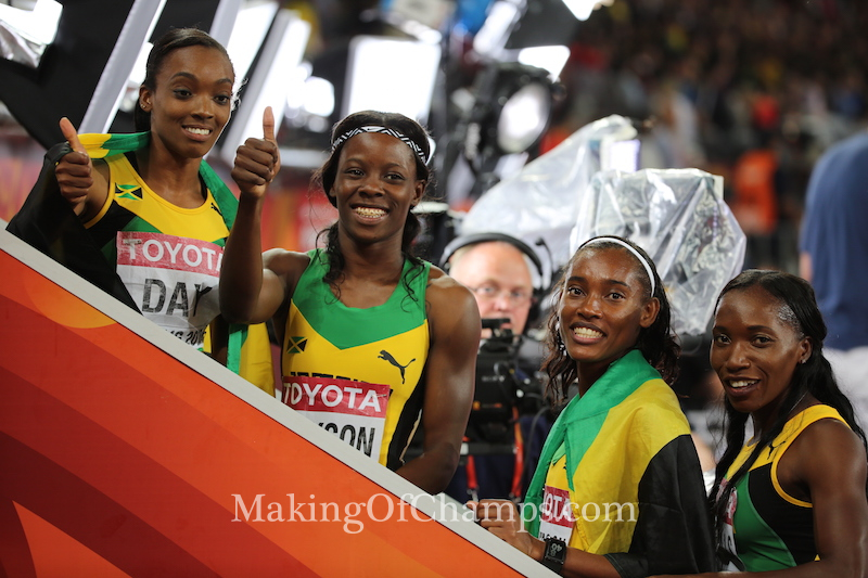 The Jamaican team outclassed their rivals USA to take the victory. (Photo Credit: Making of Champions/PaV Media)