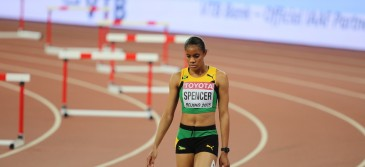 Kaliese Spencer & Riker Hylton charged with anti-doping violation