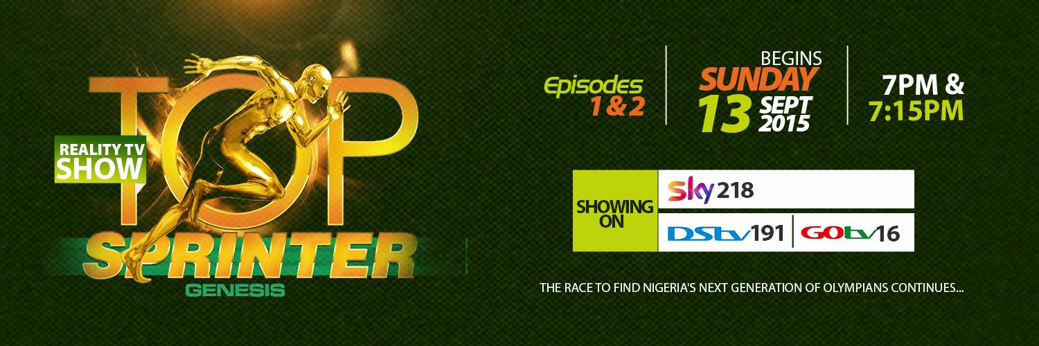 Top Sprinter Genesis debuts on Vox Africa