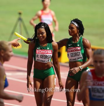 Rio 2016 Olympics, 2015 World Championships, 2016 AAC