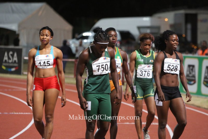 2016 African Champs, Rio 2016 Olympics