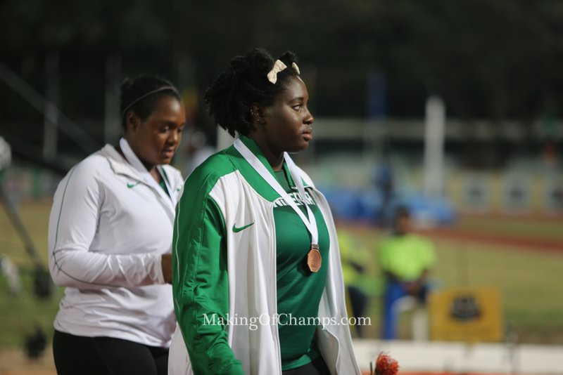 Rio 2016, 2016 African Athletics