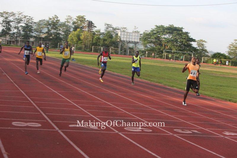 Rio 2016 Olympics, 2016 AAC, Akure Golden League