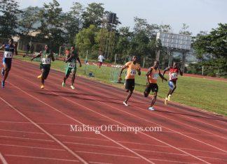 Rio Olympics, 2016 AAC, Akure Golden League