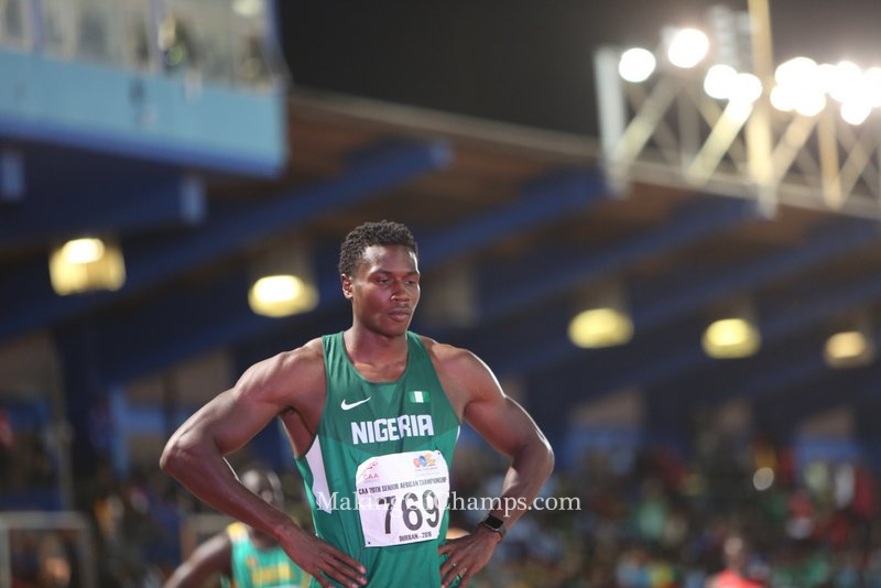 2016 African Championships, Rio 2016