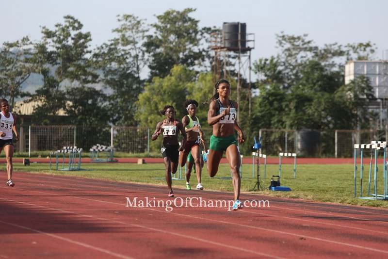 Rio 2016 Olympics, African Athletics Championships, Akure Golden League