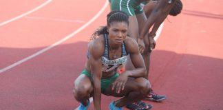 Rio 2016, 2016 AAC, Akure Golden League