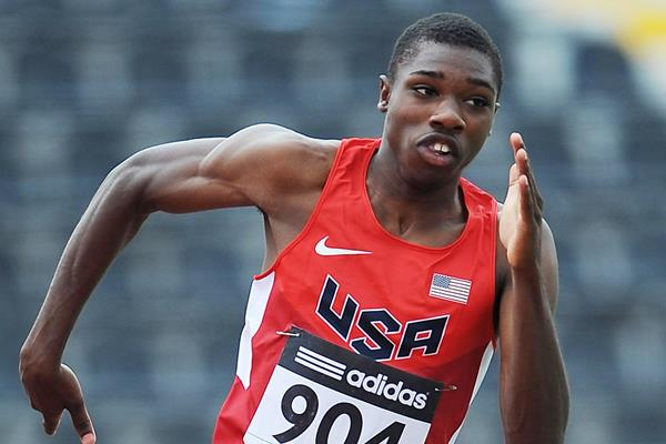 Lyles brothers aim to conquer the World in 2014 Summer Tour