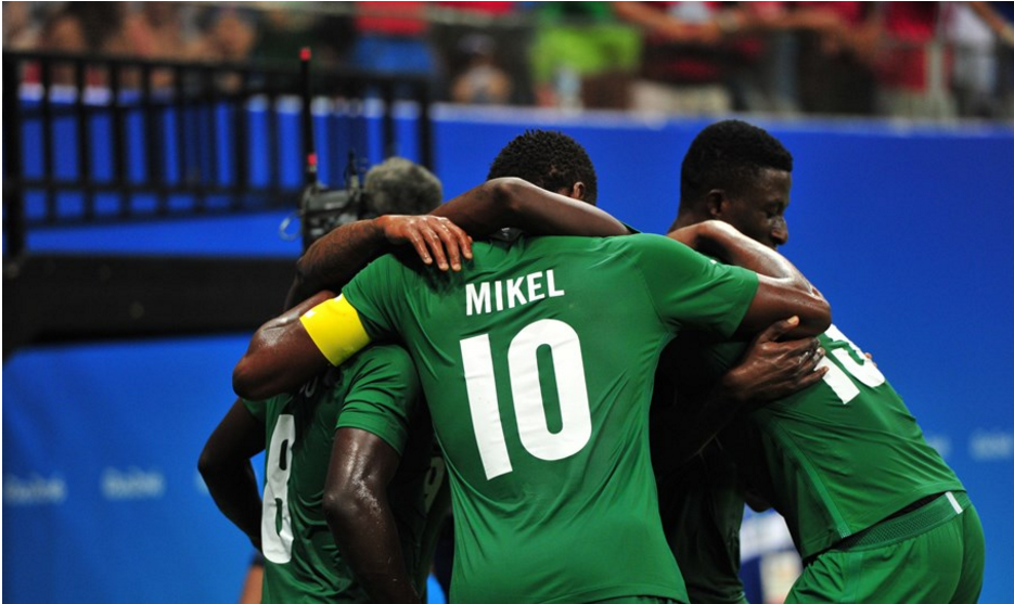 Image result for Dream Team Won Bronze for Nigeria At #Rio2016