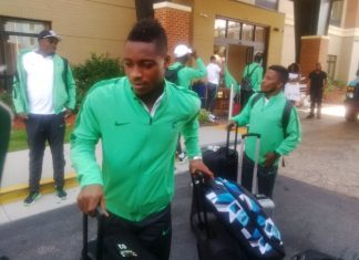 Nigeria U-23 being quest for Olympic Football Glory