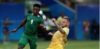 Nigeria vs Denmark
