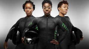 Seun Adigun, Ngozi Onwumere and Akuoma Omeoga wants to make history by being the first to represent Nigeria at a Winter Olympics