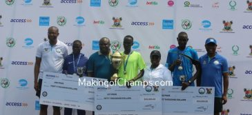 Official Results of the 2017 Access Bank Lagos City Marathon