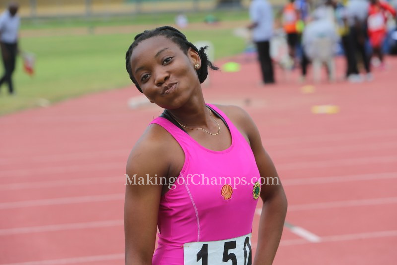 National Youth Games, Shell, University of Ilorin