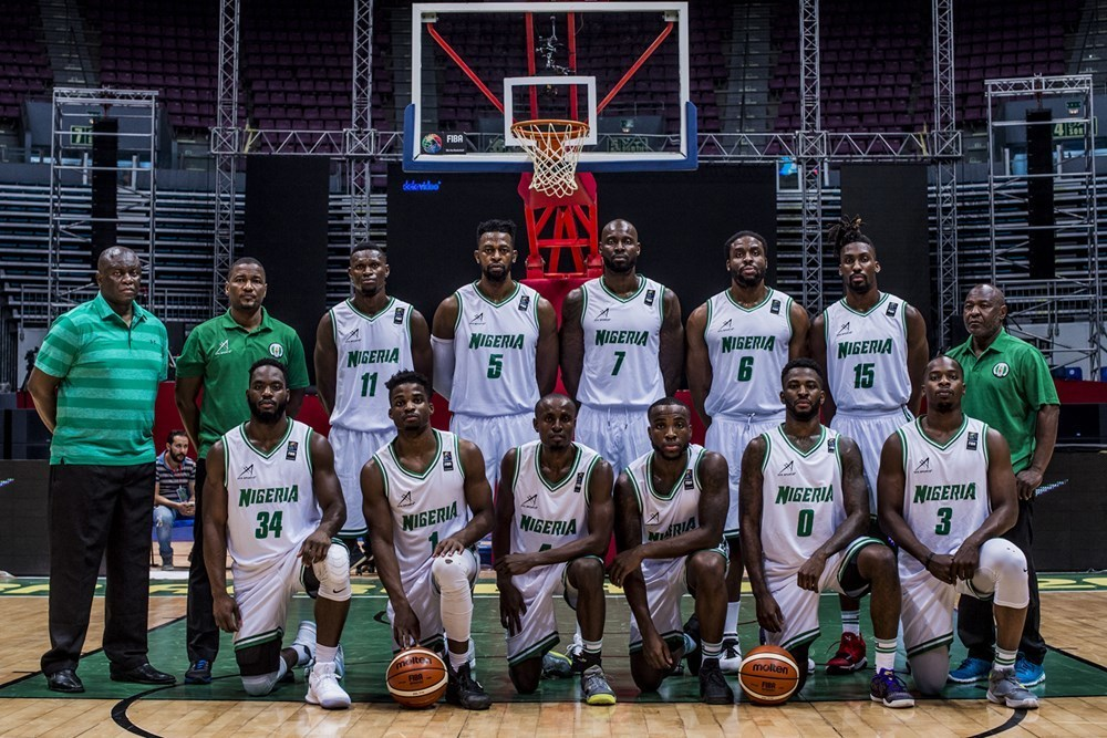 Image result for FIBA WORLD CUP D'TIGERS ARE BACK IN NIGERIA