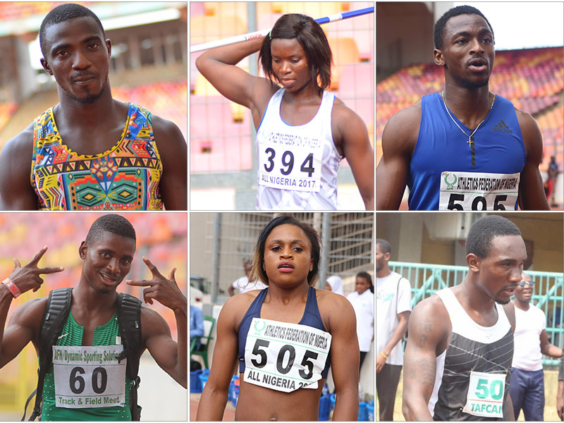 top 12 nigerian athletes in 2017 part 1 making of champions