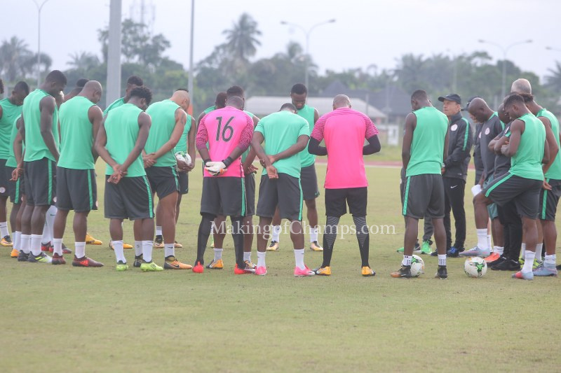 Top 5 Countries for the Super Eagles to avoid in the 2018