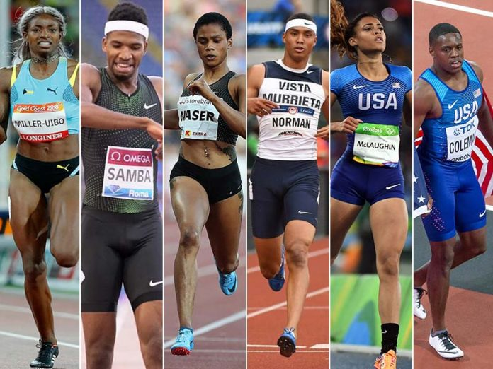 The World's Top 12 Sprinters in 2018 (Part 2) | MAKING OF