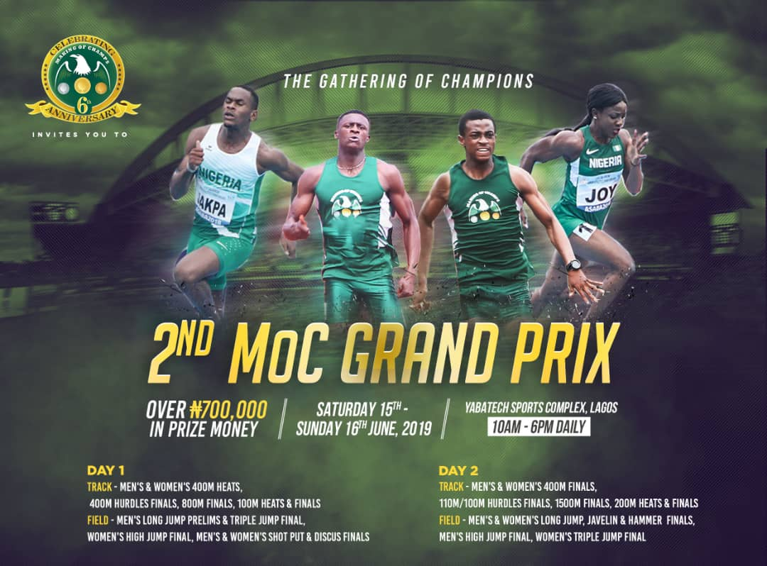 Nigeria's Ex-Athletes and well-wishers donate over ₦700,000 in Prize
